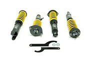 Isr Isis Performance Pro Series Coilovers For Nissan Z32 300zx Fairlady Z New