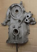 Citroen Sm Front Engine Cover Used