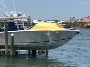 Sprayhood Bow Dodger Center Console Boat 29and039 - 38and039 Boat Bow Shade Cover Bimini