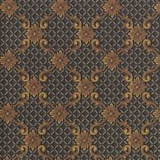 Queen Anne Brown Pattern Indoor 26 Oz Stainmaster Nylon Cut Pile Area Rug
