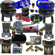 B Chassistech Tow Kit Ford F250 F350 Srw 2005-2010 Compressor And Push Button