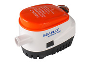 Automatic 24v Bilge Pump 750gph With Internal Float Switch Auto Water Boat
