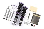 D2 Racing Rs Coilovers Lowering Suspension Kit For Bmw 09-16 Z4 And Z4m New