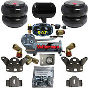B Chassistech Tow Kit Toyota Tundra 07-10 Compressor And Push Button