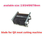 Qx Blade Of Meat Cutter / Meat Cutting Blade Suitable For Qx Model Lijin Qx