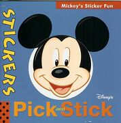 Bulk Childrens Mini And Micky Mouse Sticker Books 3300 Copies New + Xmas Wrapped