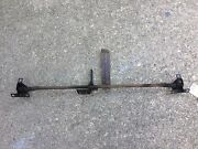 1967 Cadillac Coupe Deville Hood Latch Bar Assembly Oem 30741