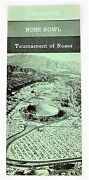 1965 Rose Bowl Tournament Of Roses Pamphlet - Michigan Wolverines Oregon State