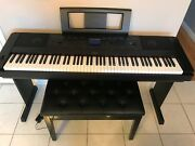 Yamaha Dgx-660 Portable Grand Digital Piano W/ Stand Brand New On Sale Now