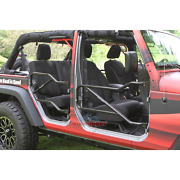 Steinjager Tube Doors Front And Rear Set Jeep Jk 2007-2018 Variety Of Colors
