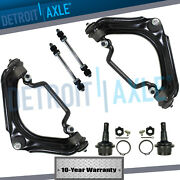 Upper Control Arm Sway Bar Tie Rod Ford Explorer - Excludes Sport Trac
