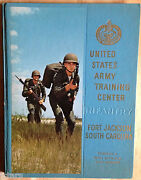 1966 U.s. Army Basic School Yearbook, Co. A, 5th Regt, 10th Bn, Fort Jackson, Sc