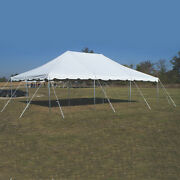 20x30', Pole Tent, Top Only, Commercial, Heavy Duty, Party, George Maser