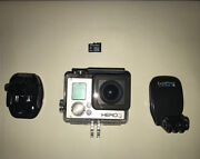 Gopro Hero3 White Edition 16 Mb Camcorder - White Silver Edition - 8gb Card