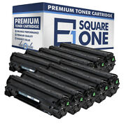Compatible Toner Cartridge Replacement For Canon 128 3500b001aa Black 10-pack