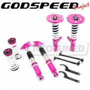 For 2-series F22 14-17 Godspeed Monoss Damper Coilovers Suspension Camber Plate