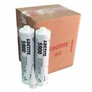 Pack Of 12 - Loctite - 5900andreg Flange Sealant Heavy Body Rtv Silicone 300ml