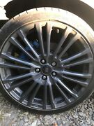 2017 Ford Focus Rs Stock Wheels 19inch 20 Spike Grey Metal