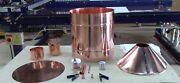 20 Gallon Copper Moonshine Still With Worm Self Build Kit By Vengeance Stills
