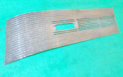 1967 1968 Mustang Gt Gta Shelby Orig Fastback Rh Interior Sail Panel Vent Grille