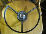 1957 Ford T Bird And Other Ford Horn Ring With Button