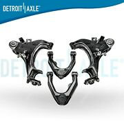 Front Upper And Lower Control Arm For 2000 2001 2002 2003 2004 Nissan Xterra