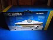 Valmar Model 4 P/n 92007 19and039 - 21and039 V-hull 750-2503 Runabouts Boat Cover