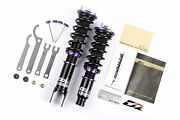 D2 Racing Rs Series 36 Way Coilovers Lowering Suspension For Infiniti G20 99-02