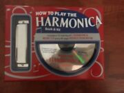 How To Play The Harmonica Book And Kit Music Cd Instruction Book.