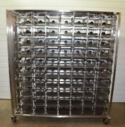 Allentown Md7115u140mvp-a 140 Cage Ventilated Double Ivc Mouse Microvent Rack