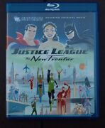 Justice League The New Frontier Blu-ray Disc, 2008, Special Edition