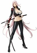 New Orchid Seed Triage X Sagiri Yuko Ver.darkness 1/7 Scale Pvc Painted Pvc