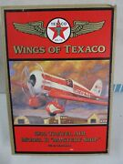 Texaco Wings Of Texaco 1930 Travel Air Model R Mystery Ship 5th In The Series