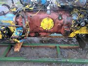 Gearbox Removed From Anno Industrial Fordson Super Major