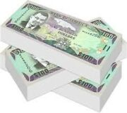 Jamaica J50000.00 Dollars Assorted Banknotes World Money Currency