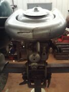 1942-1944 Waterwitch 3hp For Parts Or Restoration Model 571.44