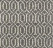 Influential Pewter Cut Pile Pattern 40oz. Area Rug