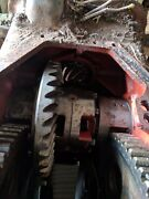 Crown Wheel And Differential Removed From Anno Industrial Fordson Super Major