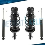 Vw Beetle Jetta Golf Struts Assembly And Shock Absorbers For All Front And Rear