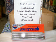 Lionel 6-12020 Fastrack Uncoupling Track Section Uncouples And Activates Cars New