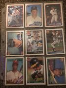 Tommy John Baseball Card And Other Vintage Cards Been In Plastic Entire Time