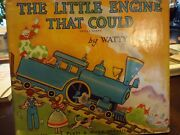 The Little Engine That Could - Watty Piper - 1961 Edition. Children's Classic