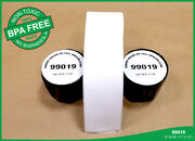 100 Rolls Of 99019 - Postage Labels For Paypal And Ebay - Dymoandreg Compatible