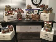 Department 56 Christmas Village Collection