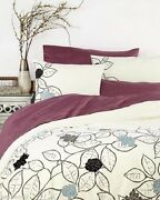Kevin Oand039brien The Tallulah Collection Jardine 3pc King Duvet Nip Last One