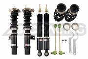 Bc Racing Coilovers Br 30 Way Fully Dampening Adjustable For Vw Golf V 06-09 Mk5