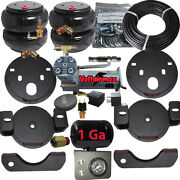 B Chassistech Tow Kit Chevy Gmc 1500 1999-2006 Compressor And Push Button