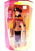 Barbie Collectible Edition City Seasons 1998 Fall Collection Autumn In Paris