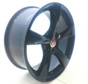 19 19 Inch Staggered Jaguar Xj / Xjl Toba Oem Replacement Wheels Rims Set 4 New