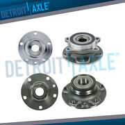 4 Front And Rear Wheel Bearing And Hub Assembly For 2013 2014 2015 2016 Dodge Dart